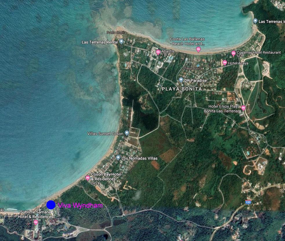 Bacardi Insel Dom Rep Karte.Reisebericht Urlaub In Der Dominikanischen Republik 2019