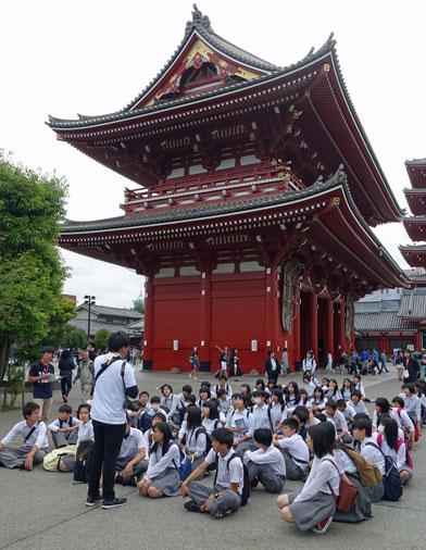 dertour japan zum kennenlernen